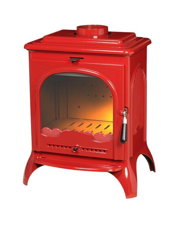 Peć na drva 6192.47 Seville 2 rouge