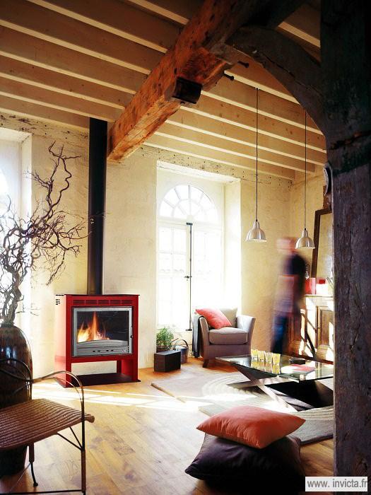 Peć na drva 6185-7 Phoenix