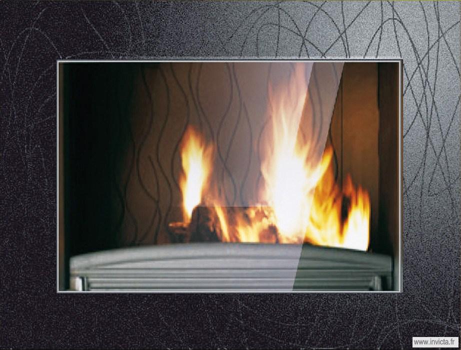 lo i te na drva s dekorativnim okvirom p659344 boxflam 900 symphonie svijet kamina. Black Bedroom Furniture Sets. Home Design Ideas