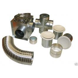 94305 Set za razdjeljivanje toplog zraka za količinu do 400 m³/h